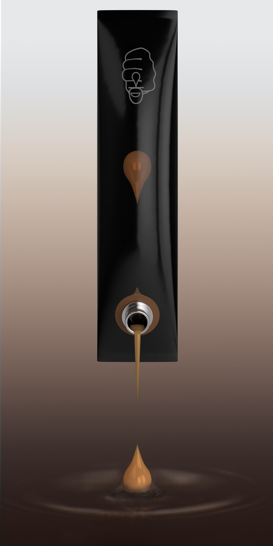 Product Rendering dripping dropp png