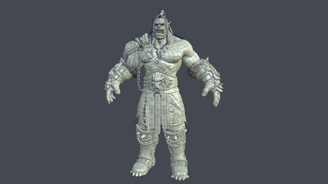 Character Modeling and Texturing screenshot000 jpg