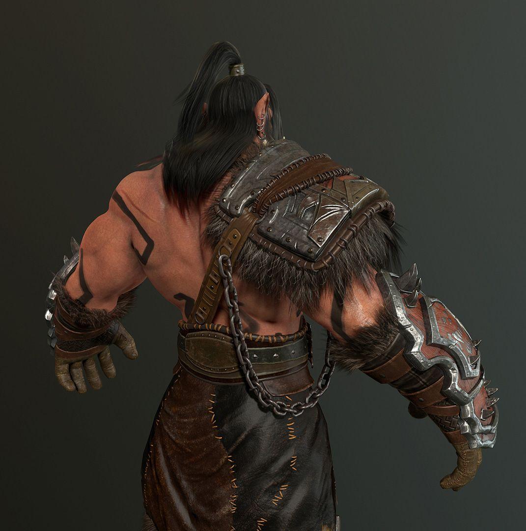 Character Modeling and Texturing screenshot017 jpg