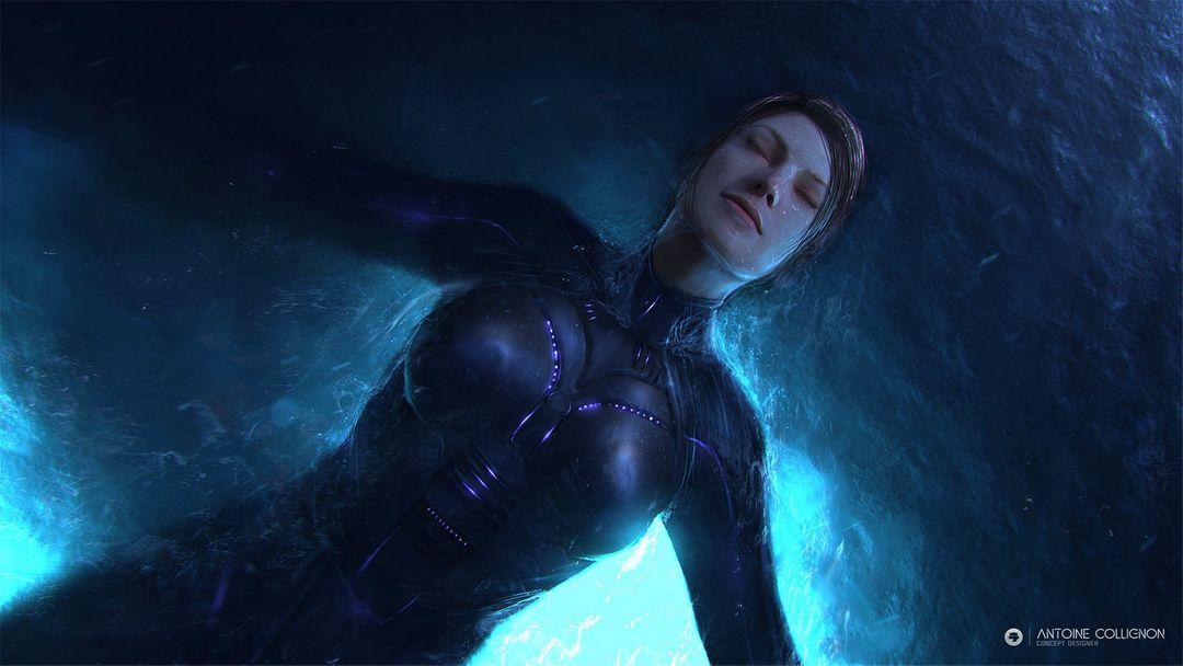 KeyFrame & Promotional Art swiming jpg