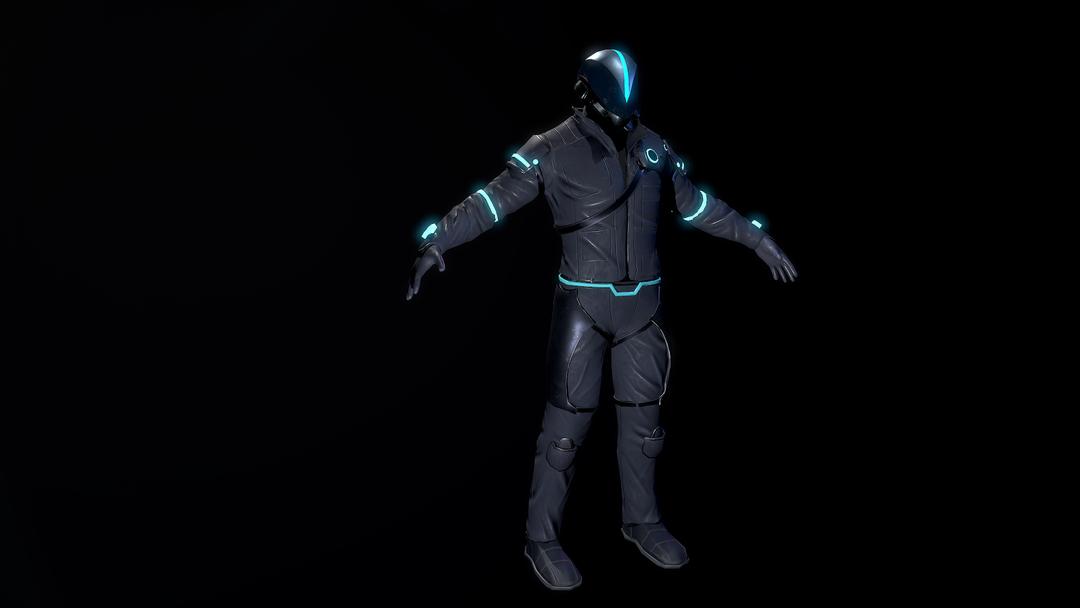 Sci-Fi Soldier screenshot009 png