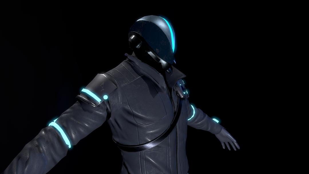 Sci-Fi Soldier screenshot013 png
