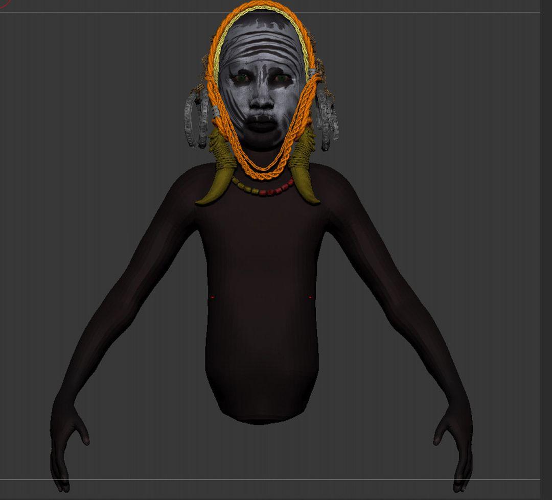 African boy wellington oliveira wellington oliveira zbrush jpg