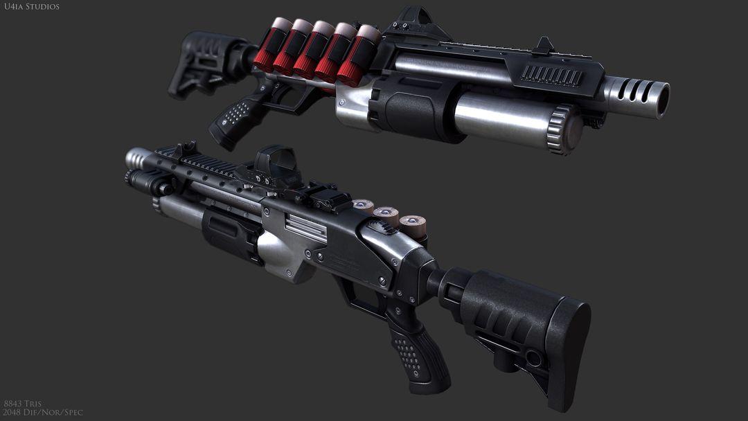 AAA Quality Guns and Firearms Render Furrberg 01 jpg