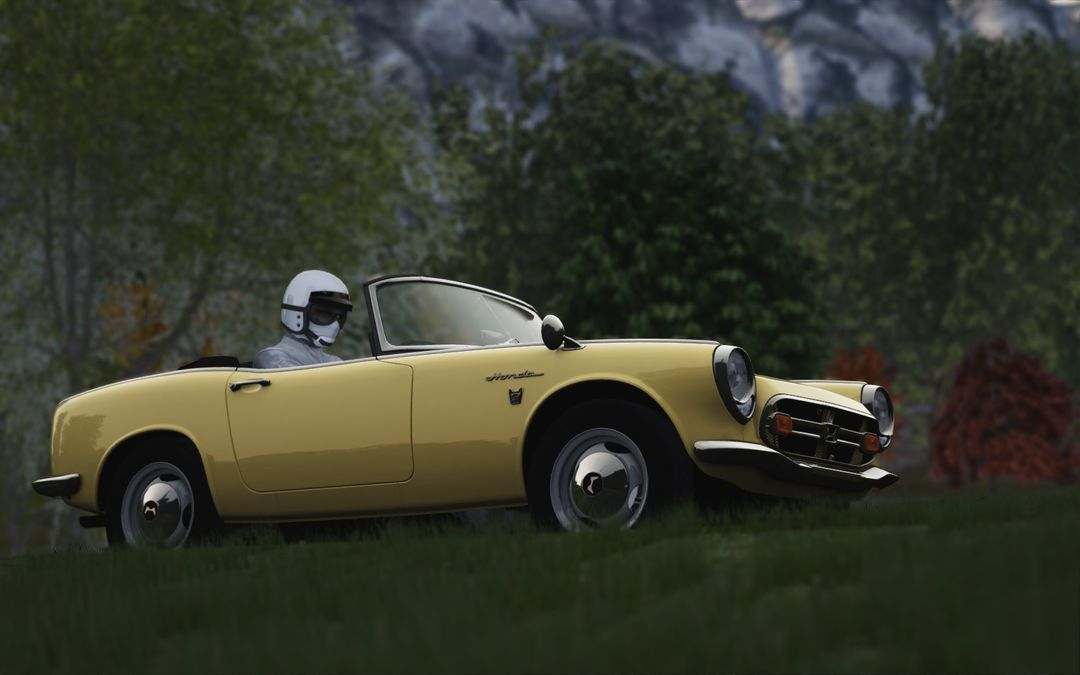 Car Modeling for Video Games, Simulators, and Real Time Applications Screenshot honda s800 islands beta 7 9 116 4 40 24 jpg
