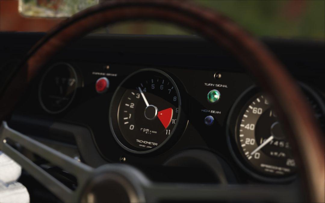 Car Modeling for Video Games, Simulators, and Real Time Applications Screenshot honda s800 islands beta 7 9 116 4 42 22 jpg