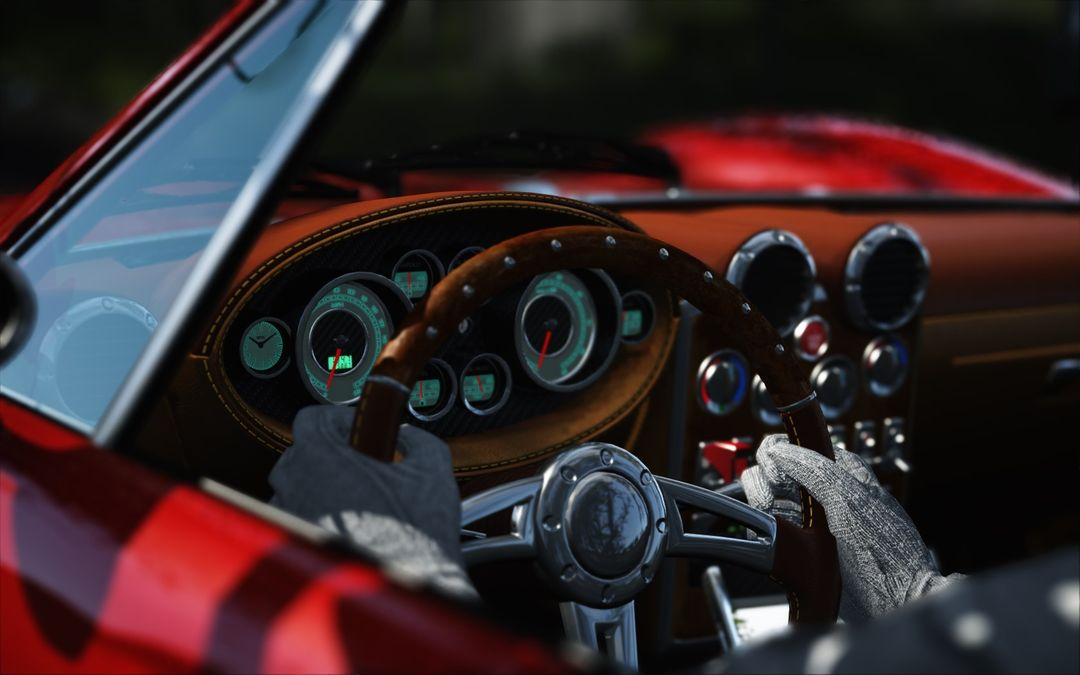 Car Modeling for Video Games, Simulators, and Real Time Applications Screenshot veloce gts islands beta 26 5 116 19 22 53 jpg
