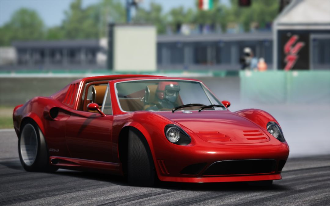 Car Modeling for Video Games, Simulators, and Real Time Applications Screenshot veloce gts magione 30 4 116 3 39 46 jpg