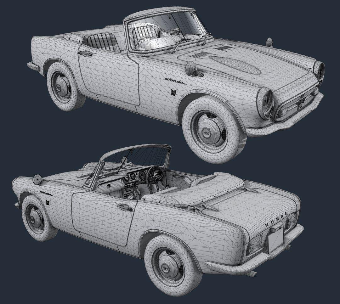 Car Modeling for Video Games, Simulators, and Real Time Applications screenshot007 Copy jpg