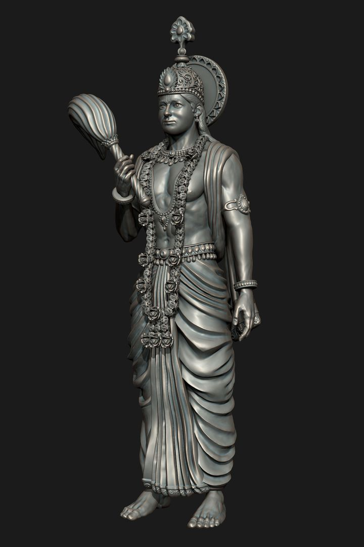 3D Printing,Sculpting(Character,Ornaments,Assets) 2 1 1 jpg