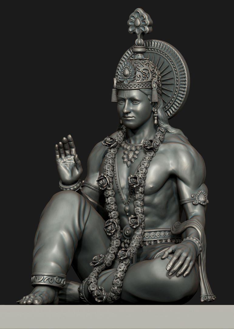 3D Printing,Sculpting(Character,Ornaments,Assets) 3 1 jpg