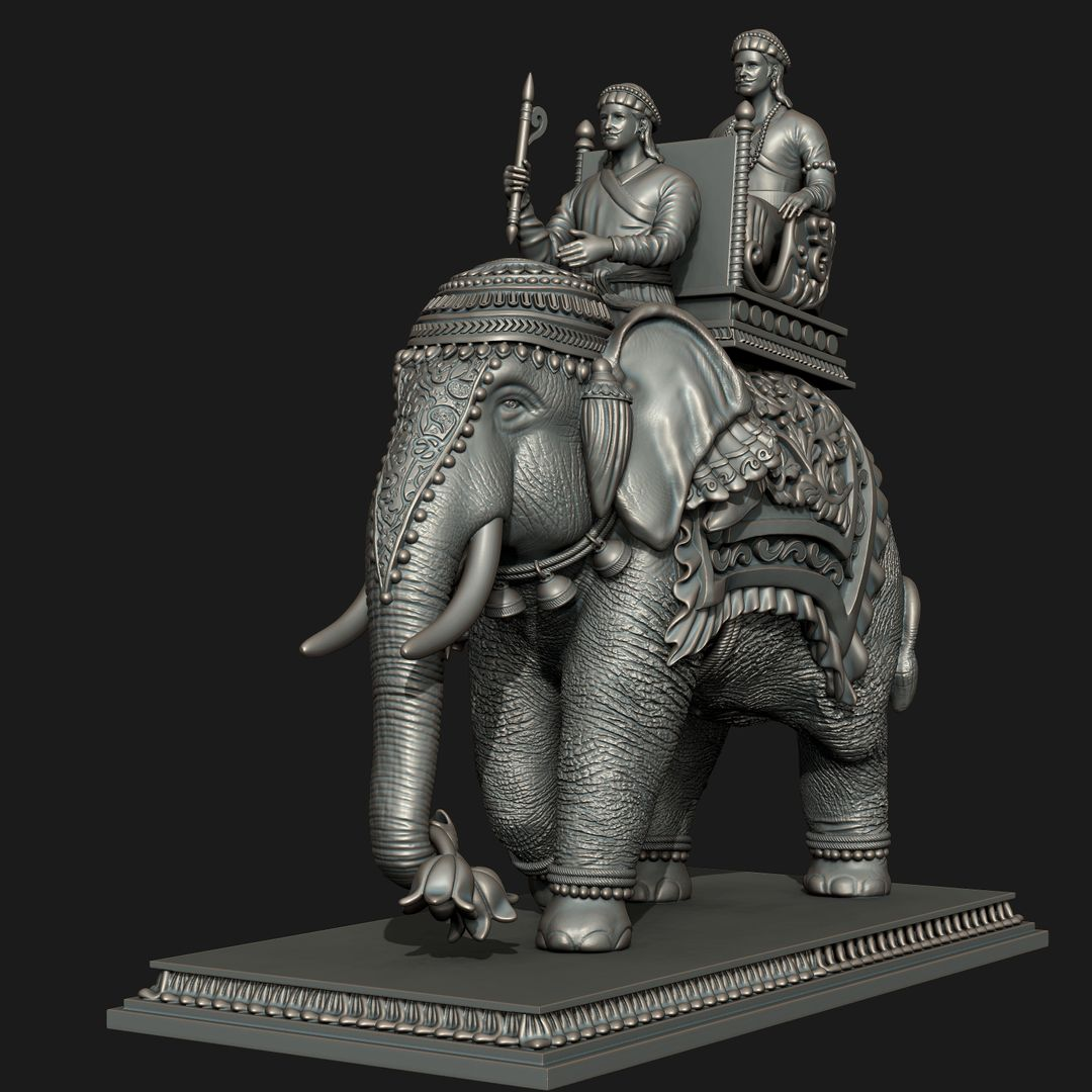 3D Printing,Sculpting(Character,Ornaments,Assets) 4 1 jpg