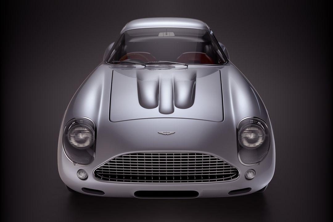 3D Vehicle Modelling ZagatoGT jpg