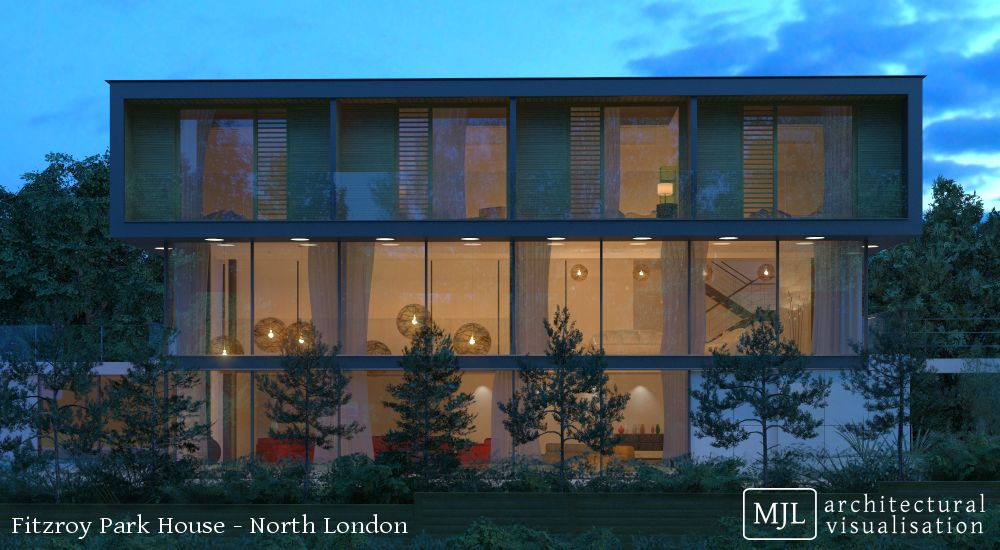 Architectural & Product Visualisation Fitzroy1Web jpg