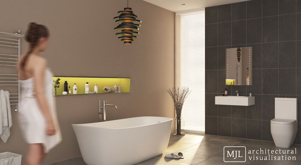 Architectural & Product Visualisation Interior05 BathroomFinalEdit jpg