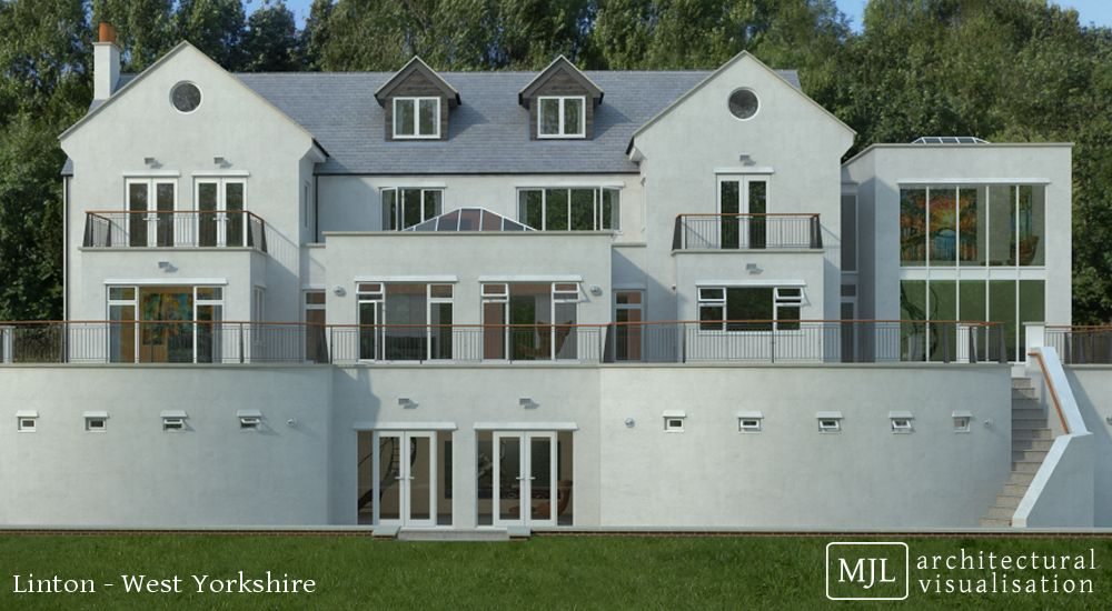 Architectural & Product Visualisation Linton1Web jpg
