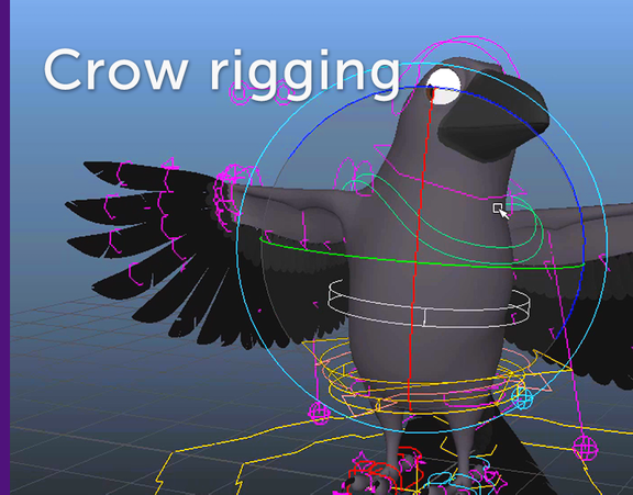 Crow rigging breakdown