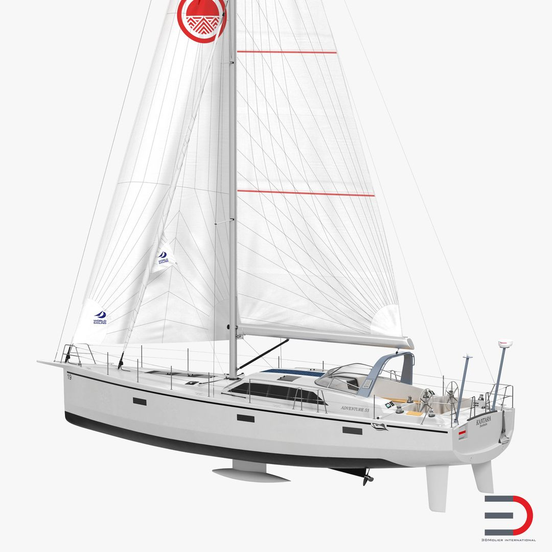 Vessel, Watercraft, Ship Modeling Offshore Sailing Yacht jpg
