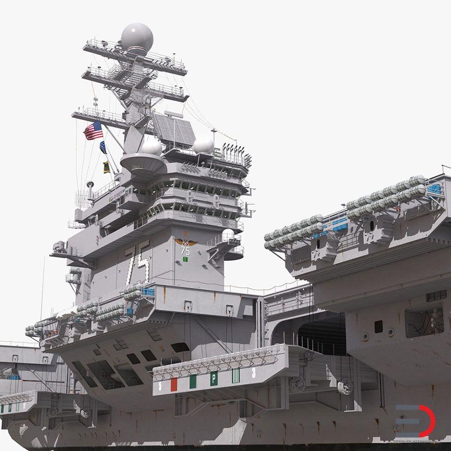 Vessel, Watercraft, Ship Modeling USS Harry S Truman CVN 751 jpg