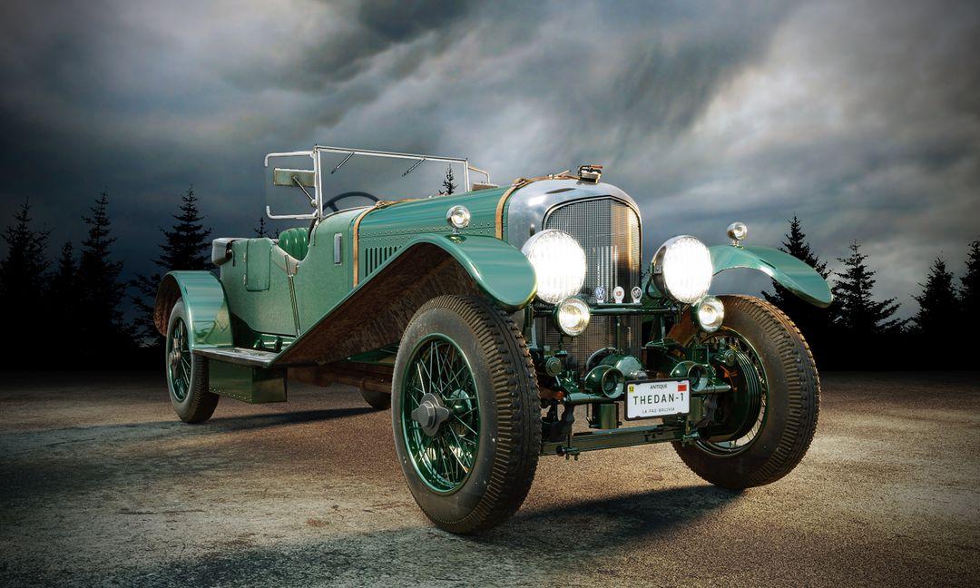 Bentley Speed Six 022 MGCN2 frontAngledView jpg