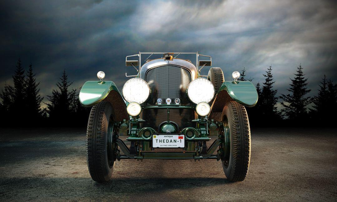Bentley Speed Six 022 MGCN2 frontView jpg