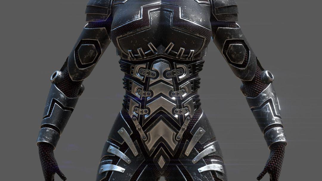 Armored girl gr15 jpg
