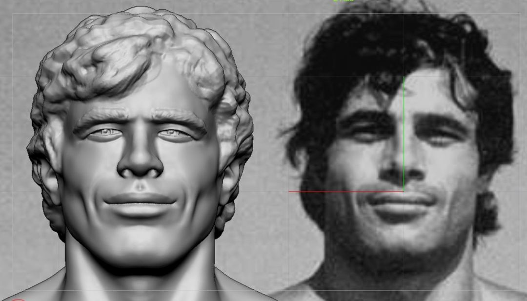 Franco Columbu likeness sculpt Capture jpg