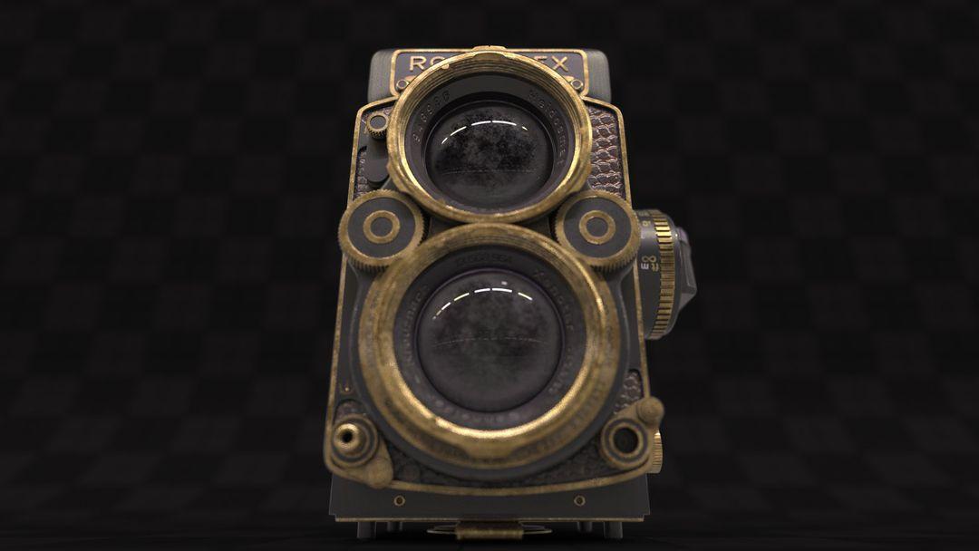 Rolleiflex 2.8 F Aurum 1983 Camera alejandro libonatti 01 jpg