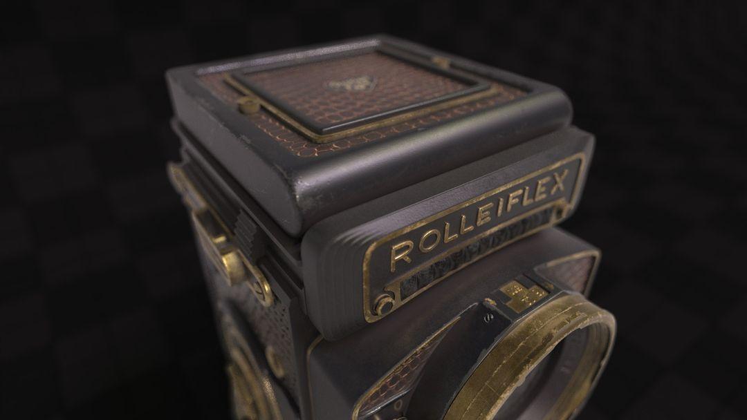 Rolleiflex 2.8 F Aurum 1983 Camera alejandro libonatti 02 jpg