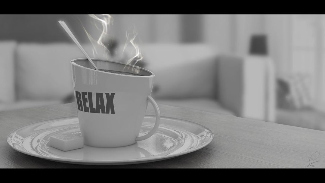 Simple Vray Render maxime galland galland coffee relax jpg