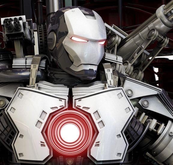 3d Mech Design - IronBot