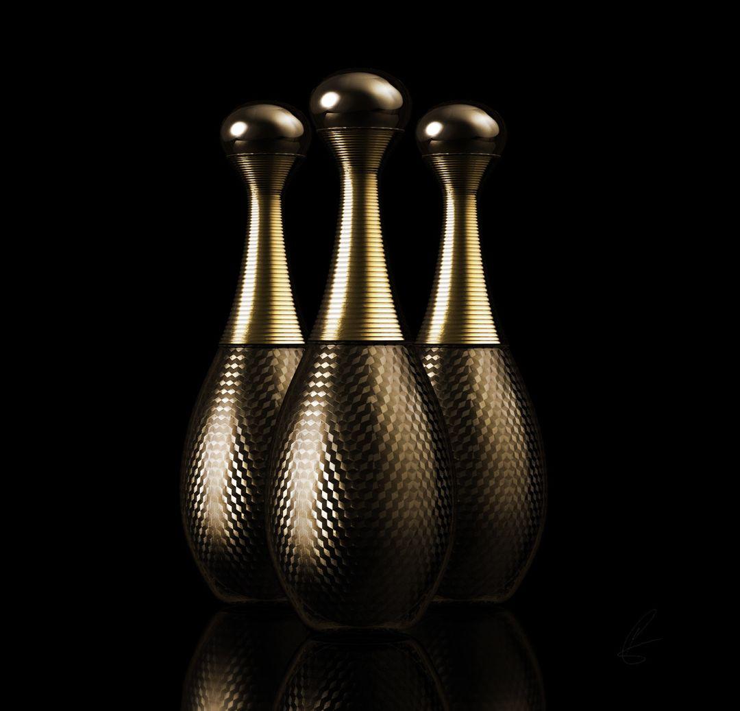 3D Packshot - Dior maxime galland mgalland triple jpg