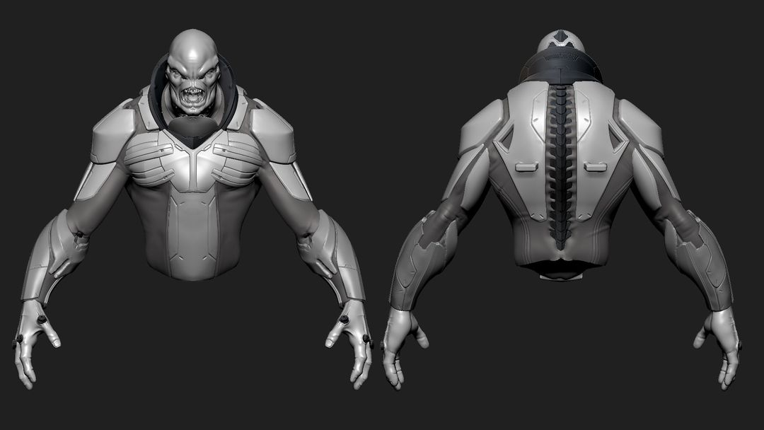 Police 3.0 Character Sculpt Police 02 jpg
