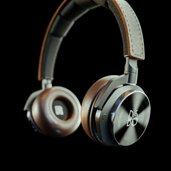B&O Headphones Product Visualization
