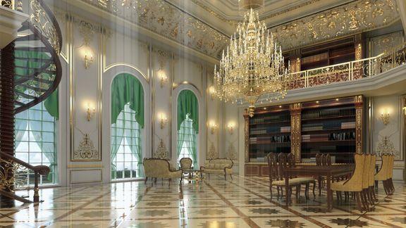 Concept Malaysian Palace