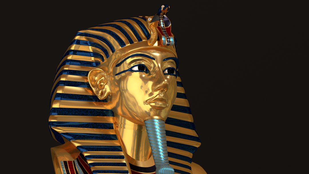 Tutankhamun's Death Mask Tutankhamun png