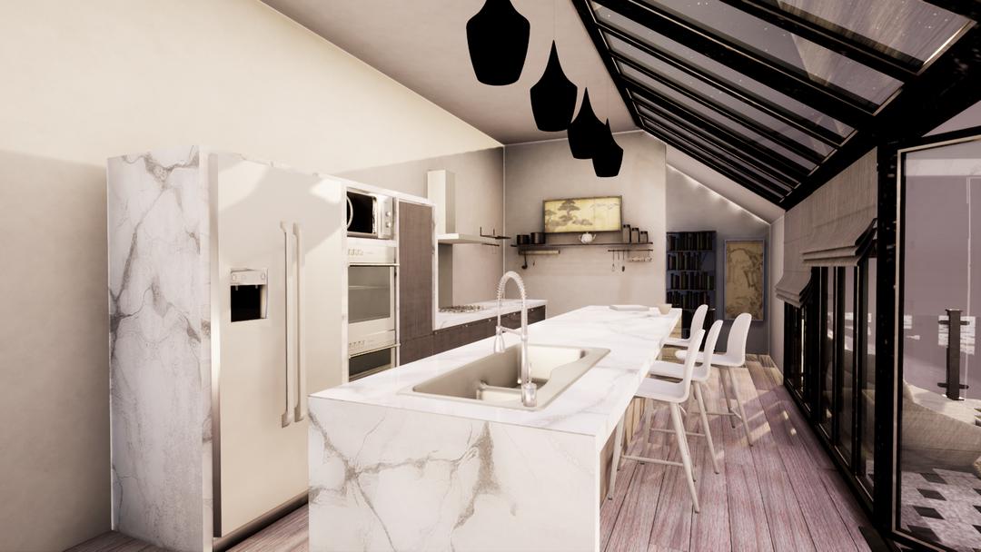 Archviz Kitchen HighresScreenshot00001 png