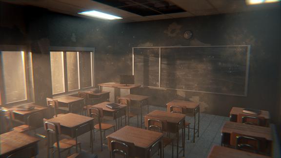 Horror Classroom