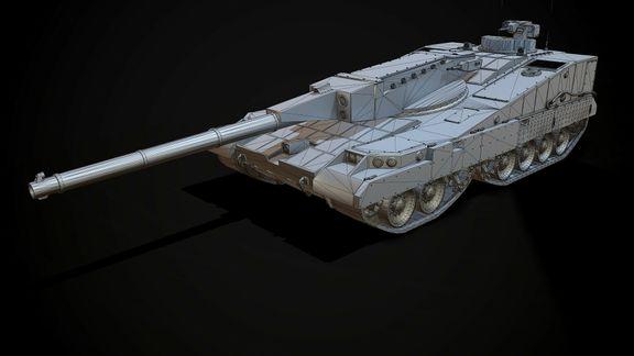 Tank Object 490