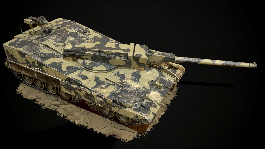 Tank Object 490 mango team igor rakovich object 490 5 jpg