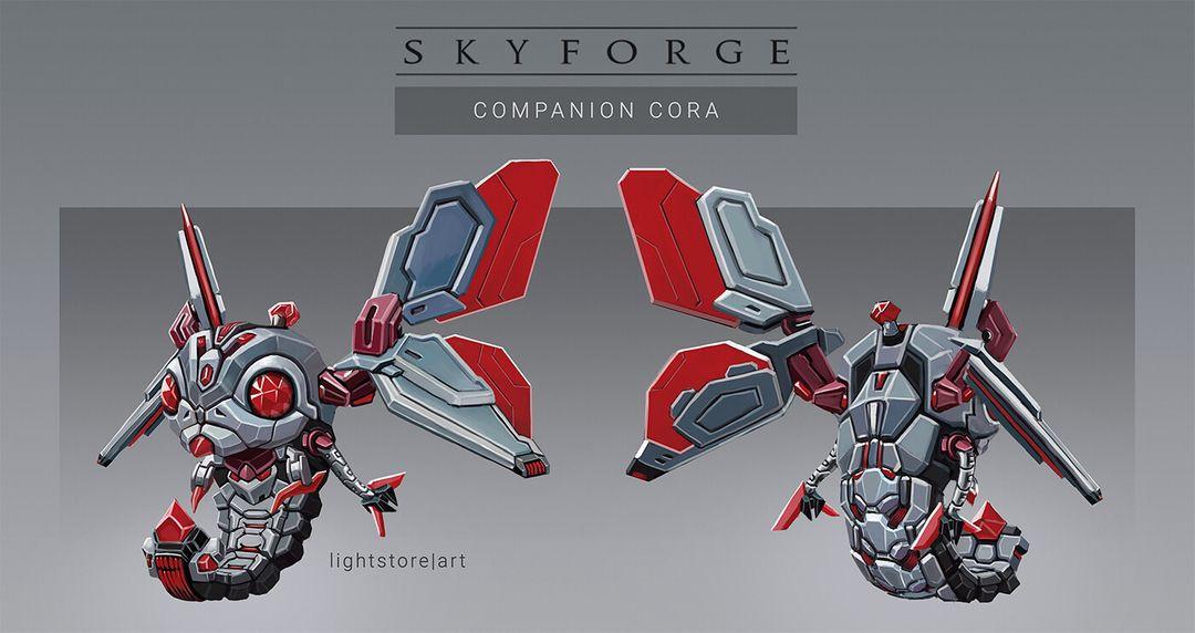 Skyforge companion concept lightstore 2 jpg