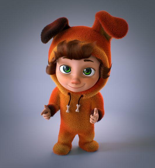 Kid Characters