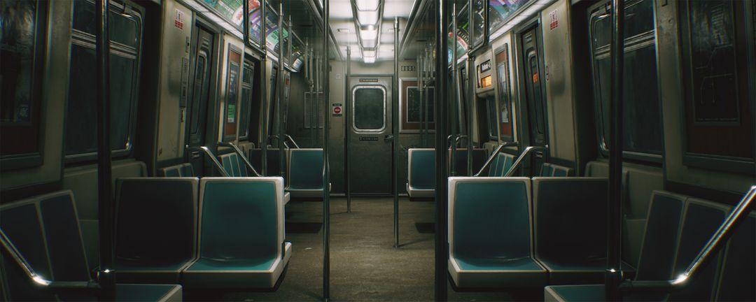 CCA Subway Train (UE4) clinton crumpler highresscreenshot00002 jpg