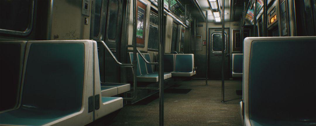 CCA Subway Train (UE4) clinton crumpler highresscreenshot00005 jpg