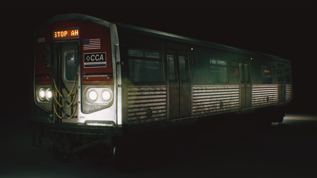 CCA Subway Train (UE4) clinton crumpler highresscreenshot00013 jpg