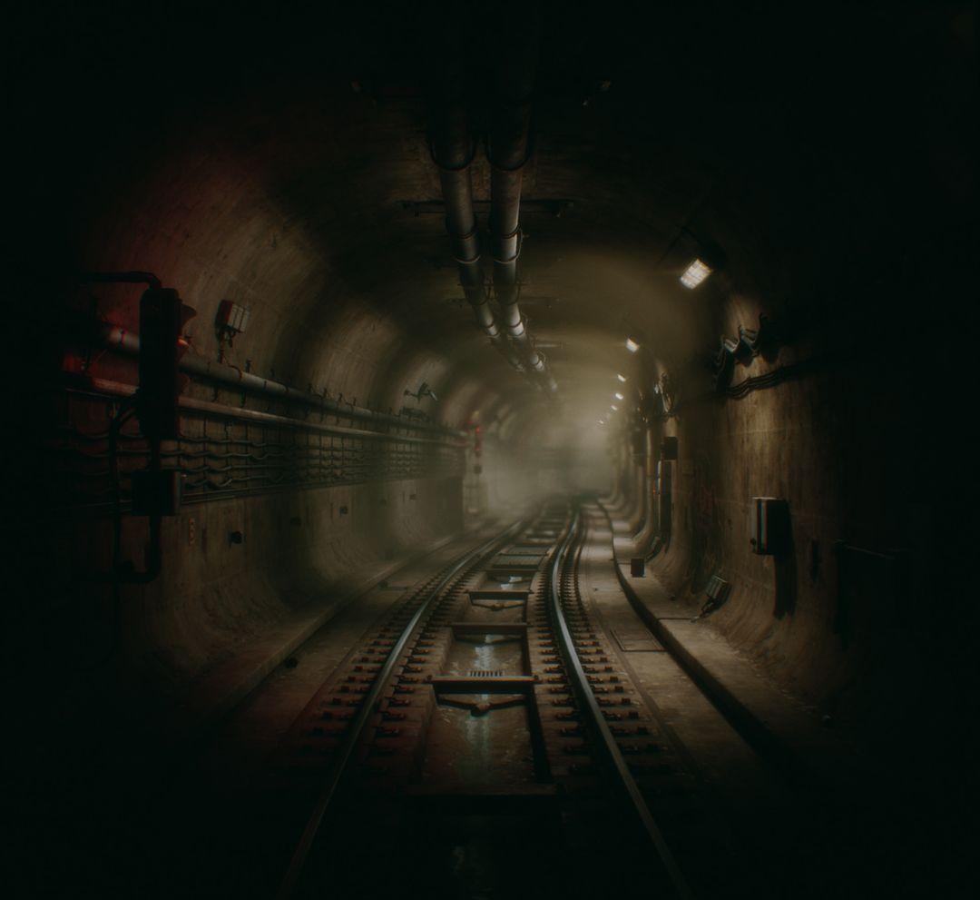 Northwood CCA Subway Tunnel (UE4) clinton crumpler highresscreenshot00006 jpg