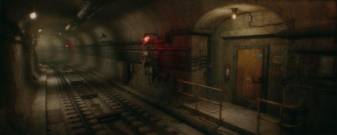 Northwood CCA Subway Tunnel (UE4) clinton crumpler highresscreenshot00007 jpg