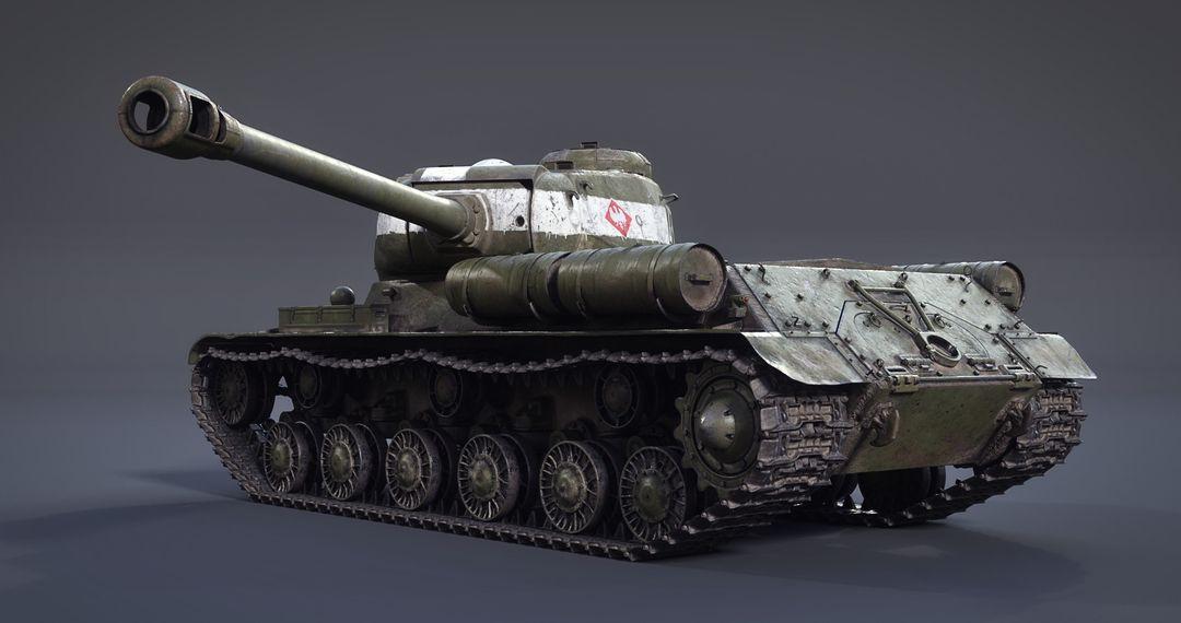 IS-2 Heavy Tank 1944  IS 2 heavy tank 01 jpg