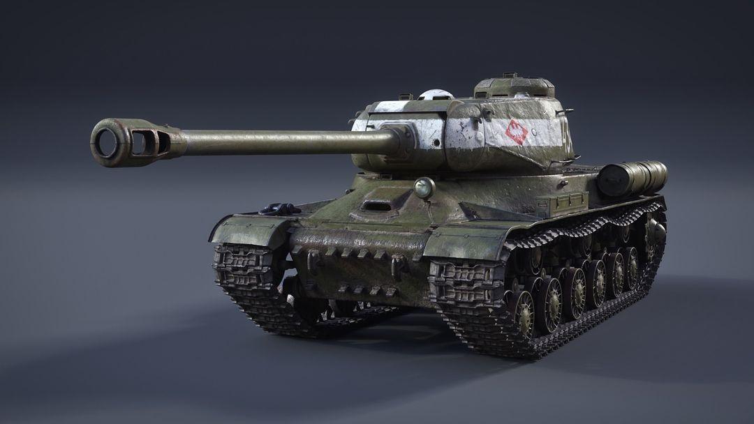 IS-2 Heavy Tank 1944  IS 2 heavy tank 02 jpg