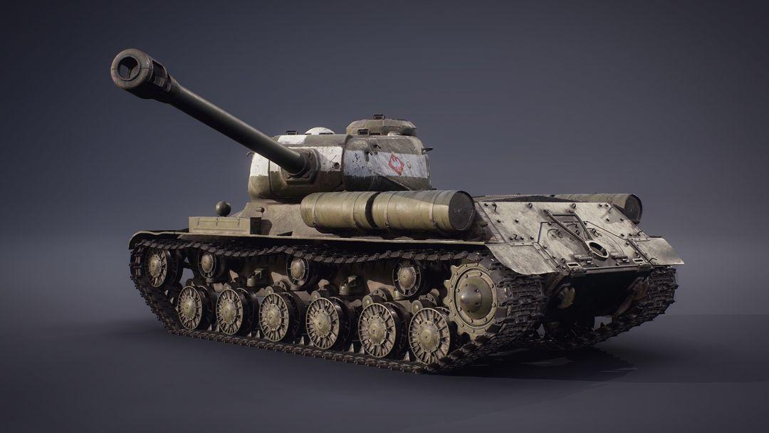 IS-2 Heavy Tank 1944  IS 2 heavy tank 03 jpg